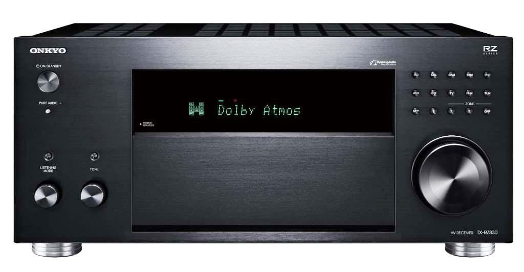 ONKYO TX-RZ830 High End AV Amp (100% Brand New) Av-rec10