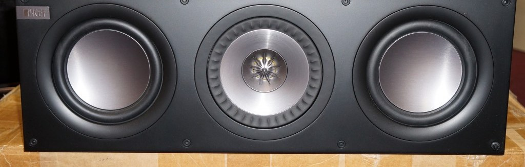 KEF Q600C Centre Channel Speaker-Used & In Good Condition  Dsc03610