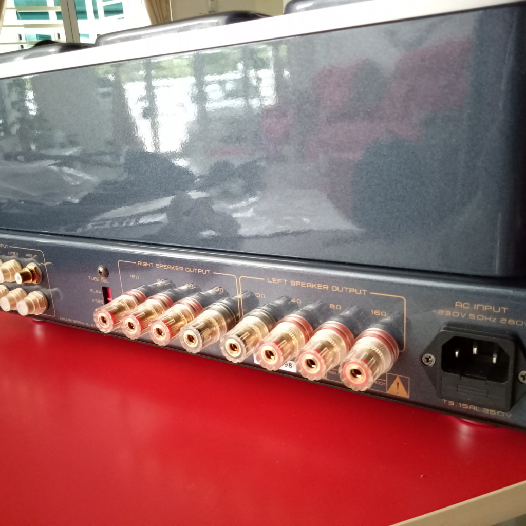 Cayin A-88T MK2 Tube Integrated Amplifier-99% New & Complete Set Img20112