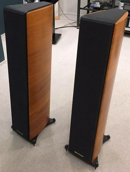 Sonus Faber Grand Piano Domus High End Speakers (Used Complete Set) Sonus-10