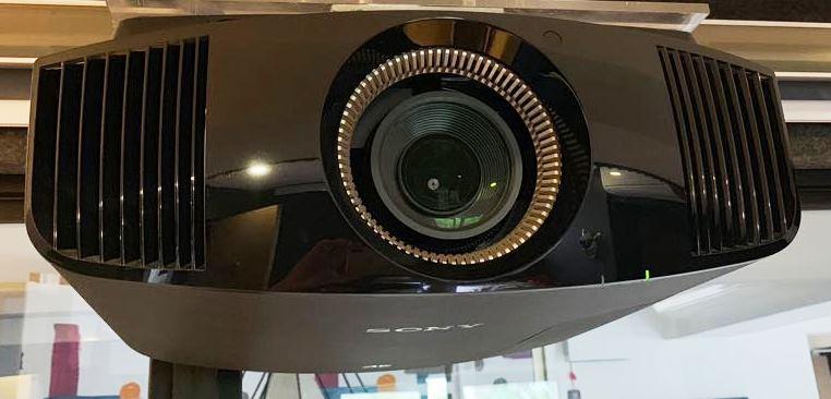 Sony Vpl Vw500es
