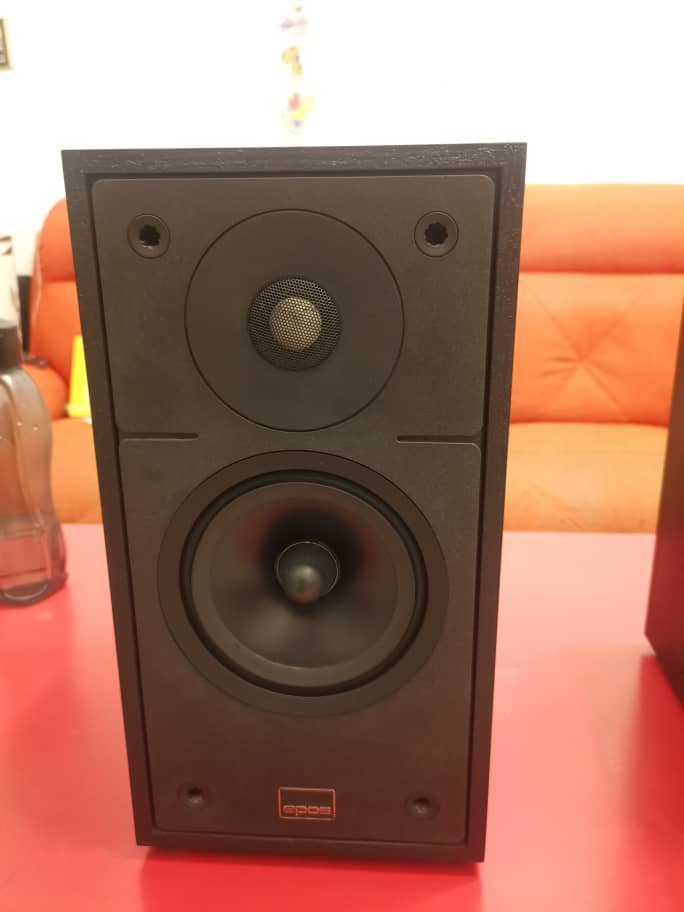 Made in England EPOS ES11 Hifi Speakers (Used) Whatsa24