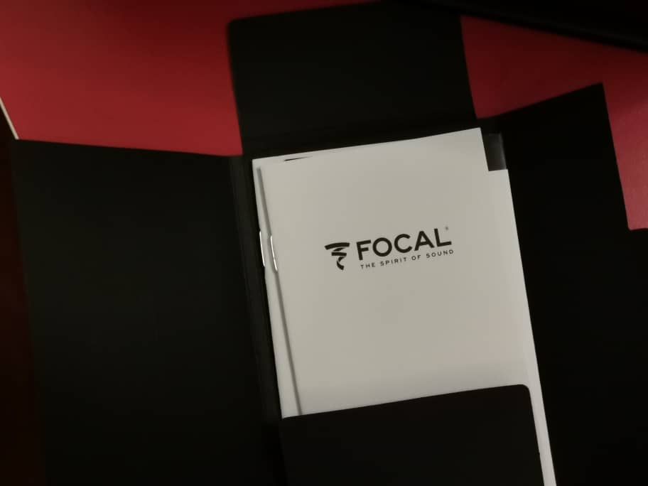 Used Focal Elear Headphone Made in France Made-Good Condition & Complete Set Whatsa68