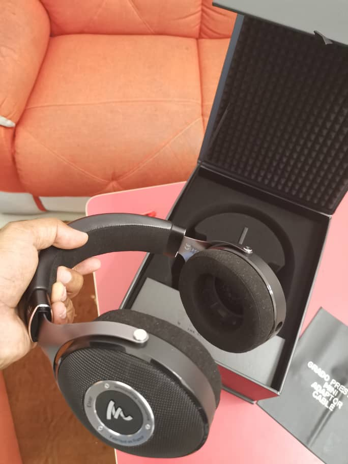 Used Focal Elear Headphone Made in France Made-Good Condition & Complete Set Whatsa71