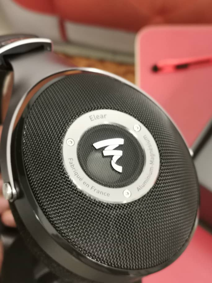 Used Focal Elear Headphone Made in France Made-Good Condition & Complete Set Whatsa74