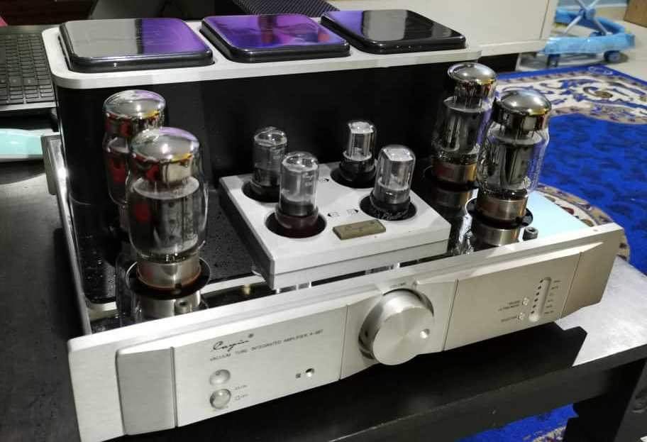 Cayin High End Tube/Valve Integrated Amplifier (A-88T) With Upgraded Tubes Whatsa78