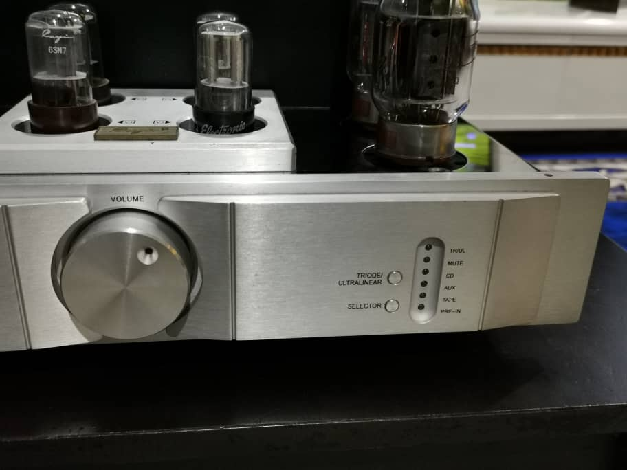 Cayin High End Tube/Valve Integrated Amplifier (A-88T) With Upgraded Tubes Whatsa84
