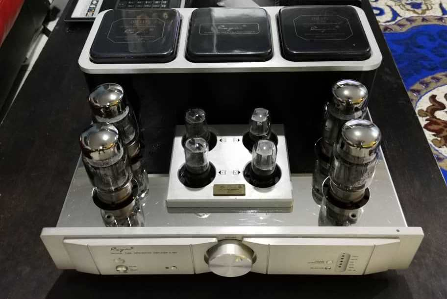 Cayin High End Tube/Valve Integrated Amplifier (A-88T) With Upgraded Tubes Whatsa87