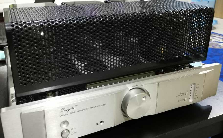 Cayin High End Tube/Valve Integrated Amplifier (A-88T) With Upgraded Tubes Whatsa91