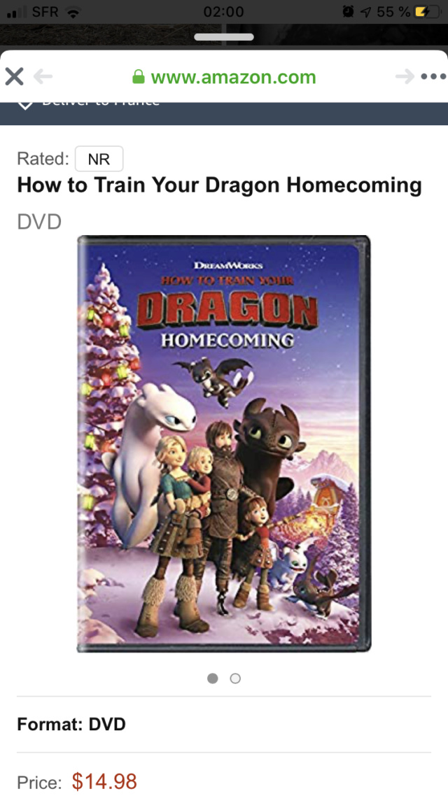 How To Train Your Dragon: Homecoming [Avec spoilers] (2019) DreamWorks  Tumblr10