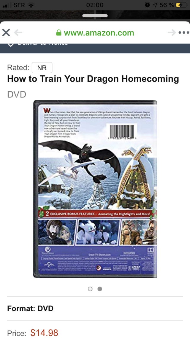 How To Train Your Dragon: Homecoming [Avec spoilers] (2019) DreamWorks  Tumblr11