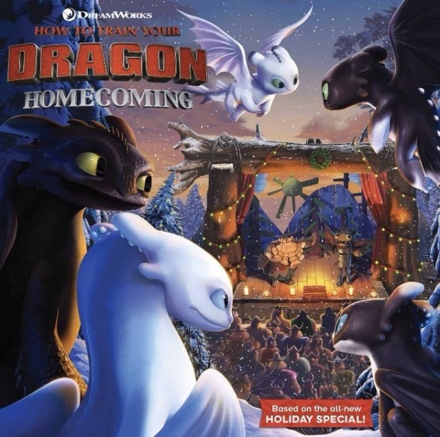 How To Train Your Dragon: Homecoming [Avec spoilers] (2019) DreamWorks  Tumblr22