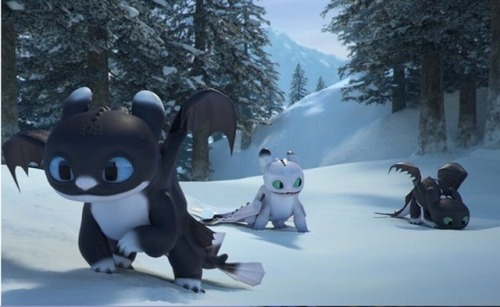 How To Train Your Dragon: Homecoming [Avec spoilers] (2019) DreamWorks  Tumblr32