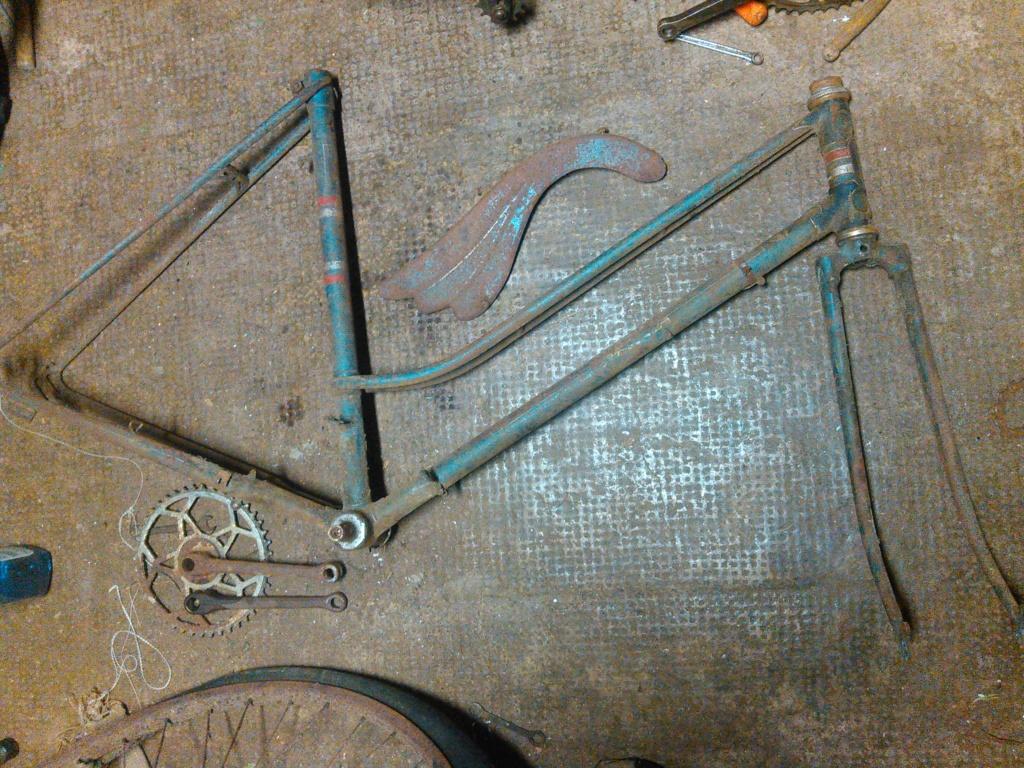 Vélo nancia cadre spécial double tubes anglais Kimg0728