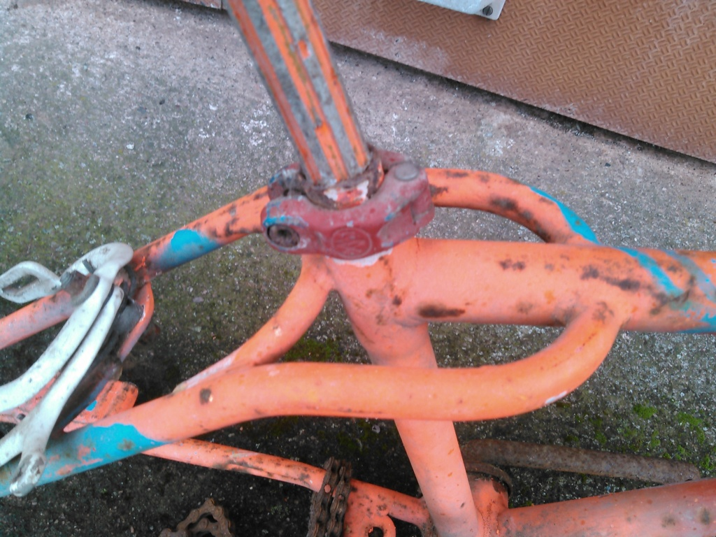 BMX inconnu cadre spécial Kimg0933