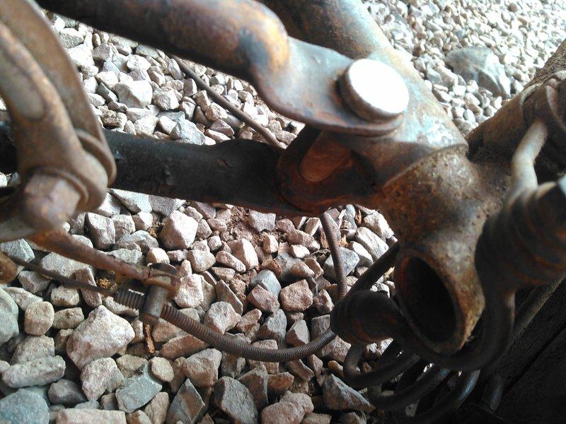 Bicyclette de dame inconnue Kimg1129