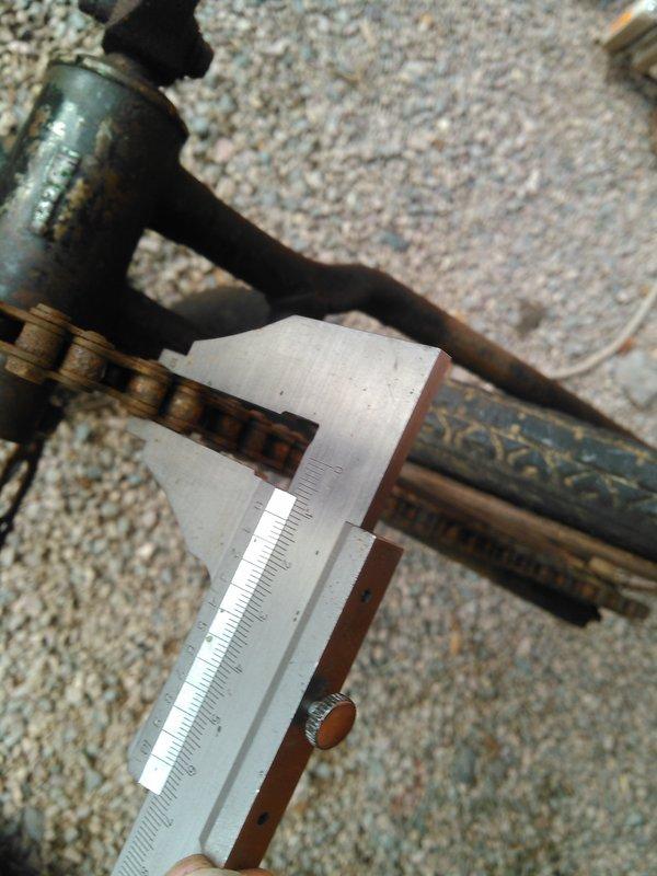 Bicyclette de dame inconnue Kimg1131