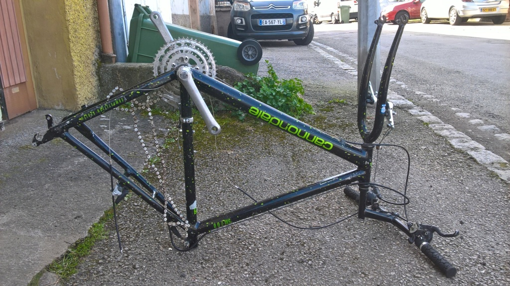 VTT Cannondale SM700 Competition series  Wp_20264