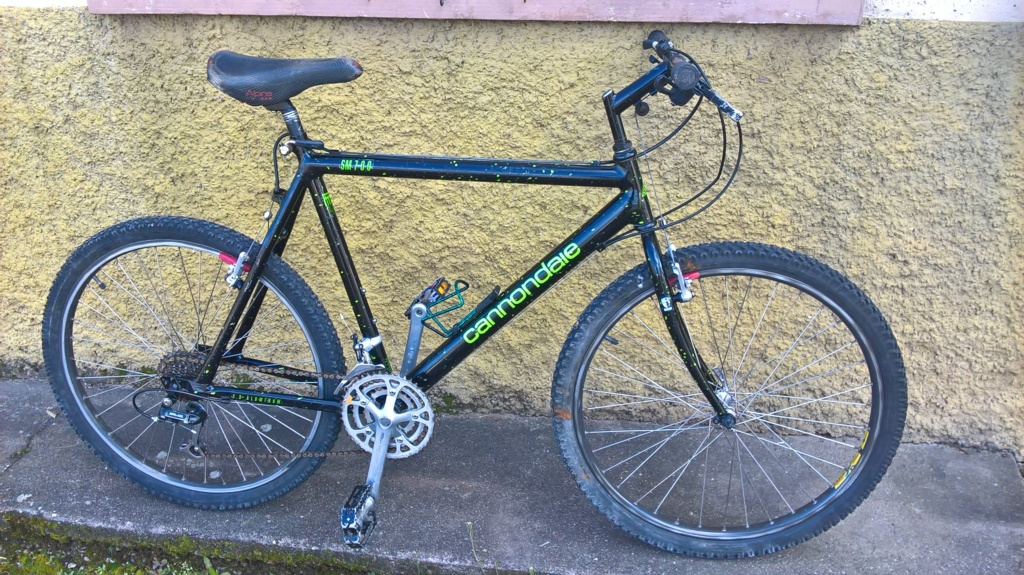 VTT Cannondale SM700 Competition series  Wp_20274