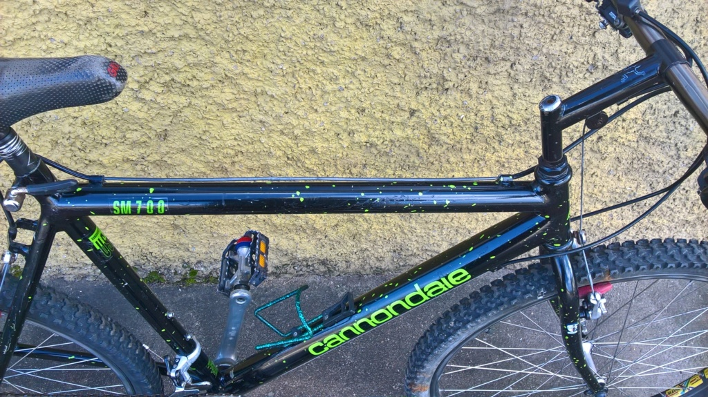 VTT Cannondale SM700 Competition series  Wp_20276