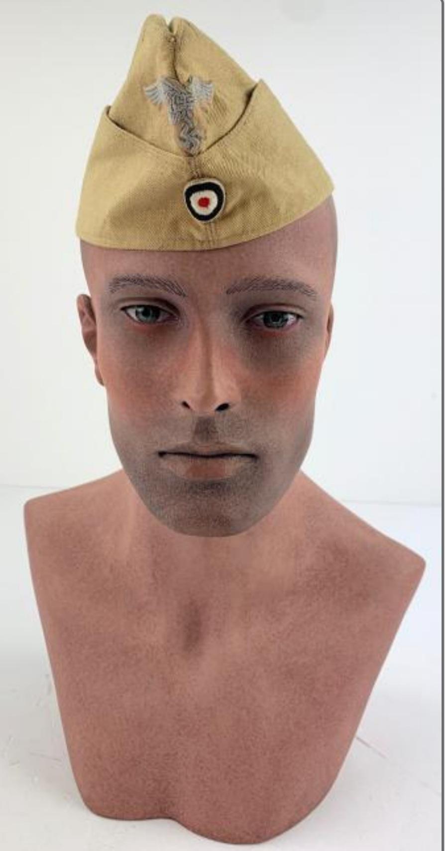 Du luftwaffe, coiffure,uniforme  20201047