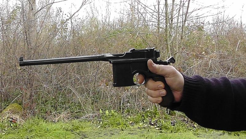un C96 au canon très long => ??? M96_po10