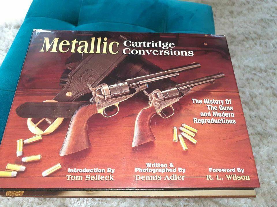 AMERICAN GUN + WINCHESTER COMMEMORATIVE et METALLIC CARTRIGE CONVERSION Metall10