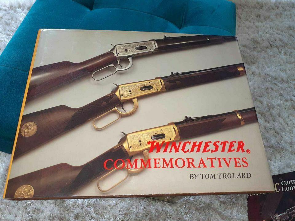 AMERICAN GUN + WINCHESTER COMMEMORATIVE et METALLIC CARTRIGE CONVERSION Win_co10