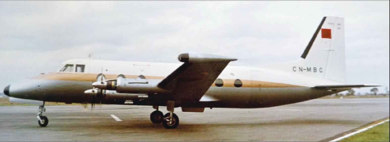 FRA: Photos anciens avions des FRA - Page 13 Cn-mbc10