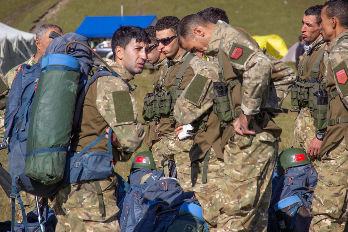 "Participation des FAR aux ""International Army Games 2019""   Img_7410"