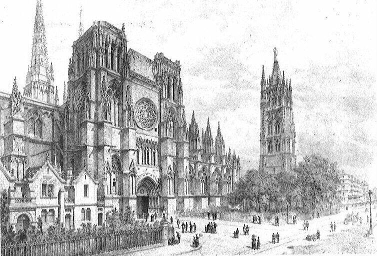 Archevêché Métropolitain de Bordeaux