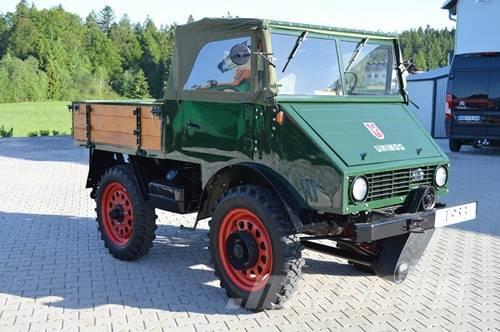 Unimog 2010 de 1953 à vendre pour collectionneur richissime ! Unimog10