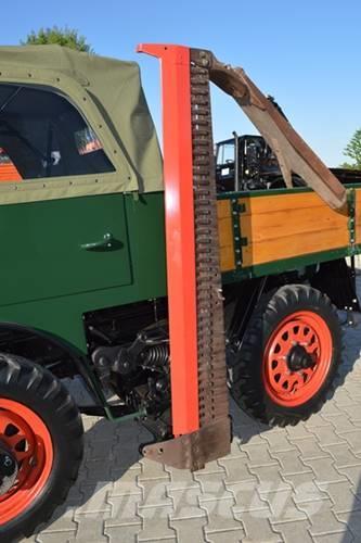Unimog 2010 de 1953 à vendre pour collectionneur richissime ! Unimog11