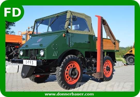 Unimog 2010 de 1953 à vendre pour collectionneur richissime ! Unimog13