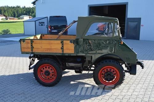 Unimog 2010 de 1953 à vendre pour collectionneur richissime ! Unimog16