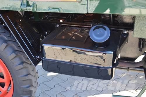 Unimog 2010 de 1953 à vendre pour collectionneur richissime ! Unimog17