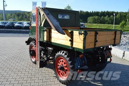 Unimog 2010 de 1953 à vendre pour collectionneur richissime ! Unimog21