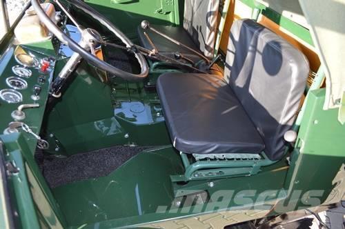 Unimog 2010 de 1953 à vendre pour collectionneur richissime ! Unimog24