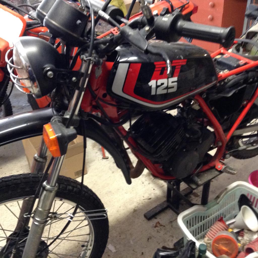 Yamaha DTMX 125 N°2A8187281 Img_6910