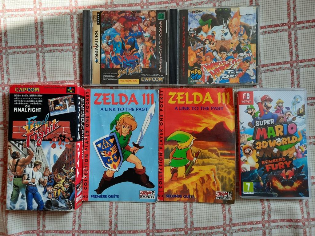 [ECH] Bricoles contre jeux NES, SNES, Neo Geo, PS1, GC... Jeux10