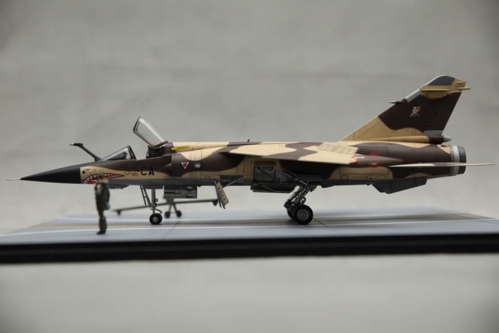 KittyHawk 1/48 - Mirage F1 CR 1/33 Belfort Tchad 410a4515