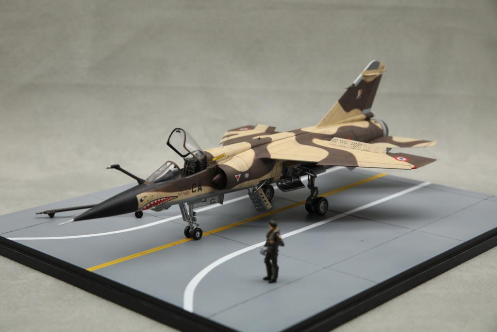 KittyHawk 1/48 - Mirage F1 CR 1/33 Belfort Tchad 410a4516