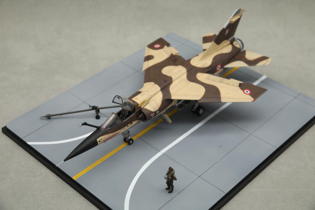 KittyHawk 1/48 - Mirage F1 CR 1/33 Belfort Tchad 410a4517