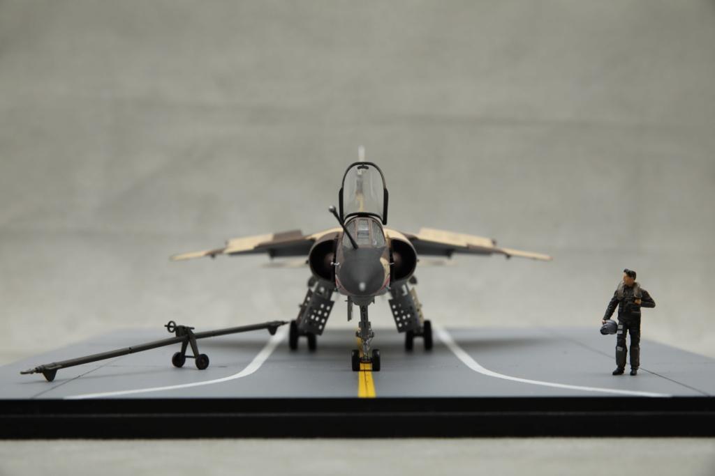 KittyHawk 1/48 - Mirage F1 CR 1/33 Belfort Tchad 410a4519