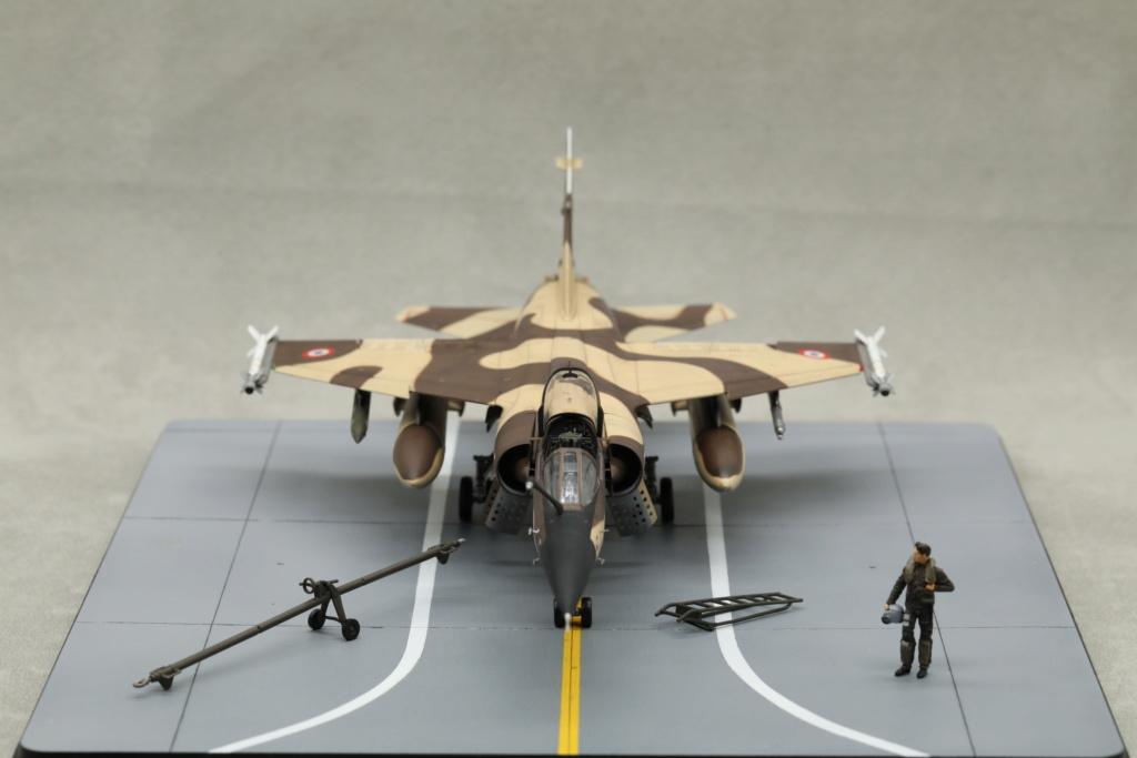 KittyHawk 1/48 - Mirage F1 CR 1/33 Belfort Tchad 410a4521