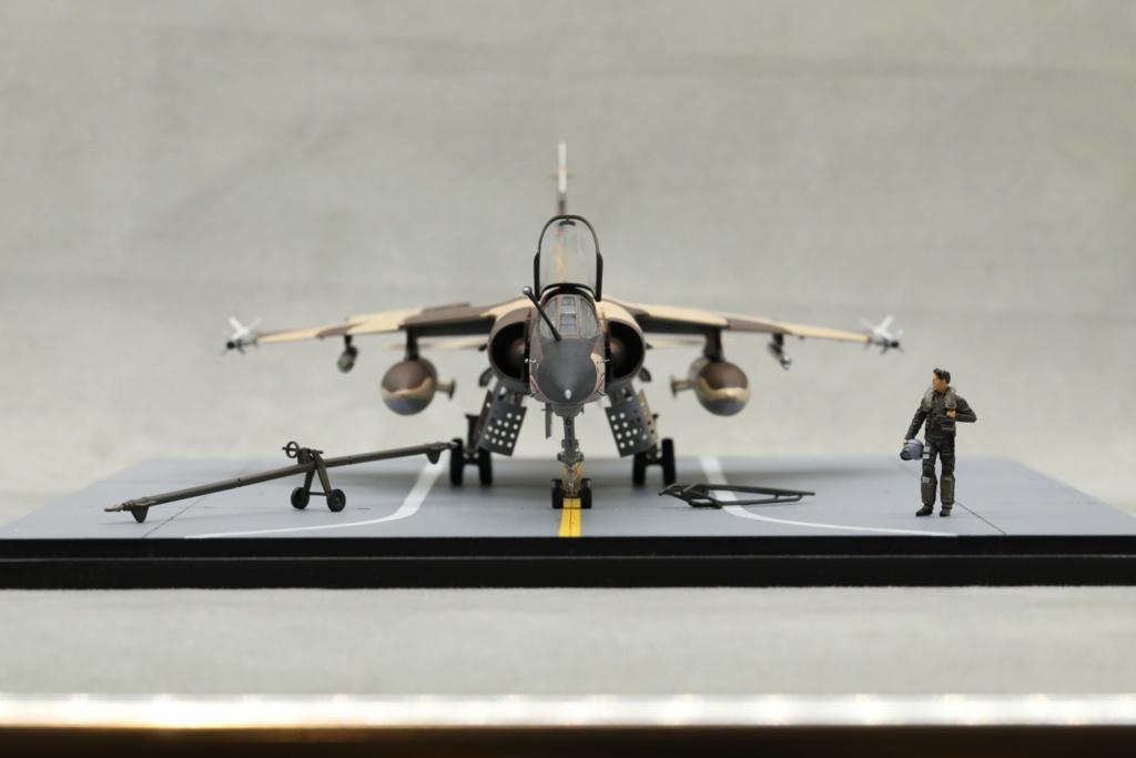 KittyHawk 1/48 - Mirage F1 CR 1/33 Belfort Tchad 410a4524
