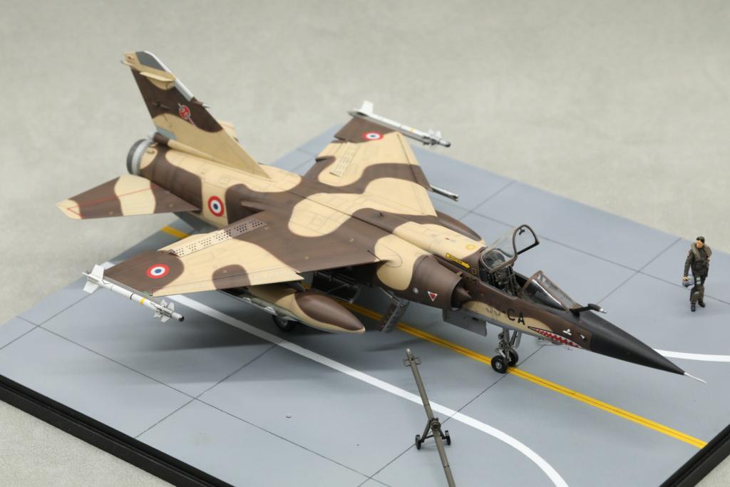 KittyHawk 1/48 - Mirage F1 CR 1/33 Belfort Tchad 410a4529