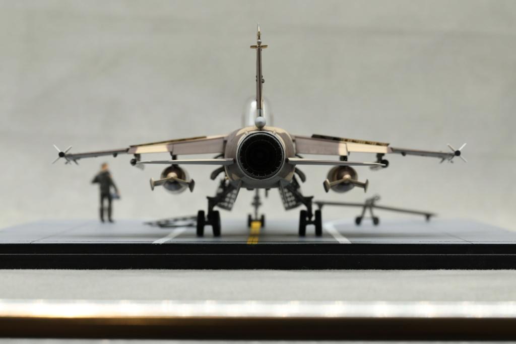 KittyHawk 1/48 - Mirage F1 CR 1/33 Belfort Tchad 410a4530