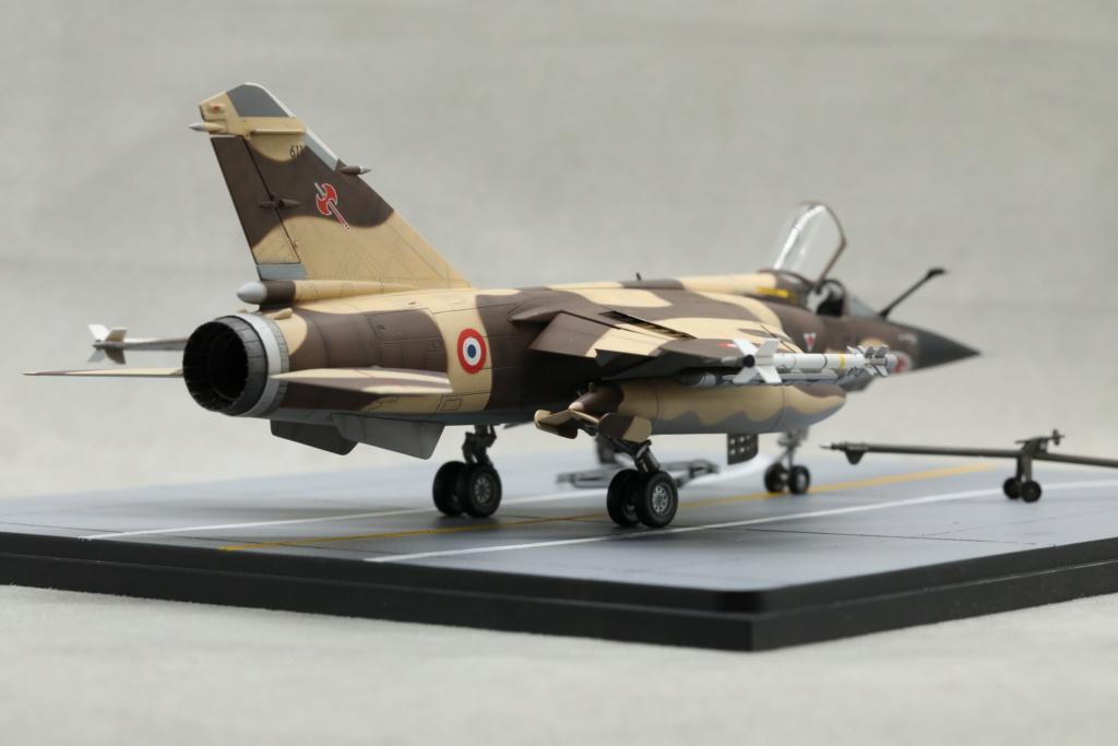 KittyHawk 1/48 - Mirage F1 CR 1/33 Belfort Tchad 410a4531