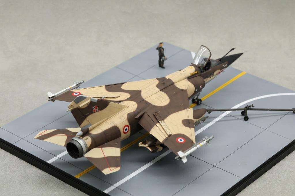 KittyHawk 1/48 - Mirage F1 CR 1/33 Belfort Tchad 410a4532